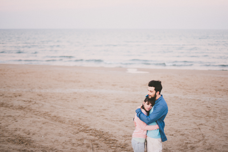DoblelenteBoda - Love Session en la playa - preboda en la playa Gandia