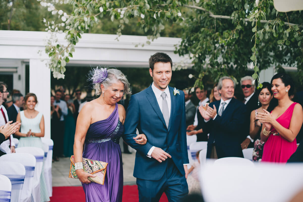 boda junto al lago - Doblelente Boda - Nira y Alberto - Fotografía de boda Natural